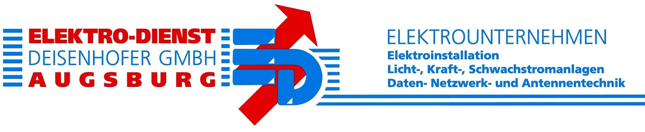 Elektro Dienst Deisenhofer Logo